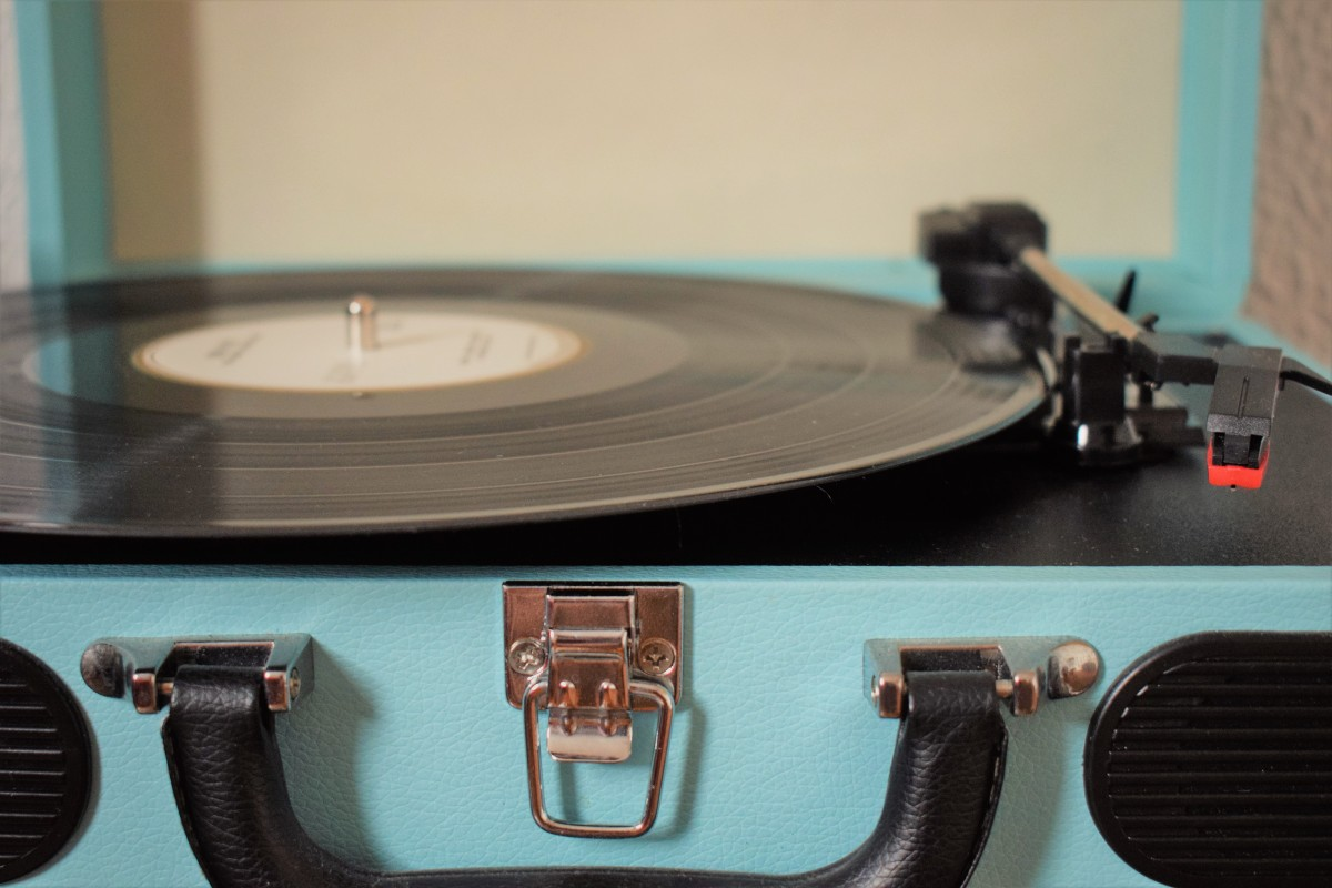 Back on record: I love thevinyl